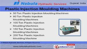 injection moulding machines and hydraulic system by nebula