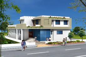 Ground Floor House Elevation Designs In Indian Duplex House Design In Around 200 Square Meters Hauses And
