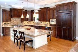 Custom Kitchen Countertops Chicago Kitchen Remodeling Contractor Remodel Design Cabinets