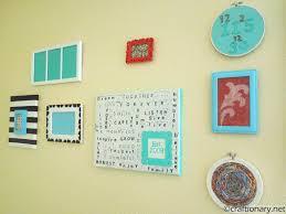 wall decor ideas gallery reveal family room craftionary idolza