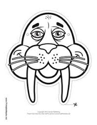 zoo coloring pages preschoolers walrus coloring sheets