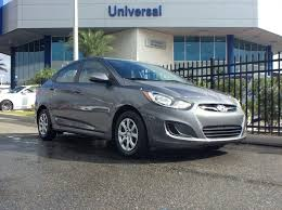 hyundai accent milage used hyundai accent gls 2014 for sale orlando fl 604415