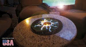 Firepit Gas Pit Tables Oriflamme Tables Gas Pits