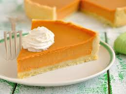 pumpkin pie with graham cracker crust recipe