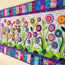 wendy s quilts and more quilt festival flower garden