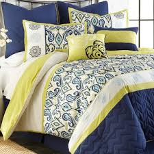 Green And Yellow Comforter Paisley Bedding Sets You U0027ll Love Wayfair