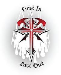 maltese cross tattoos firefighter firefighter