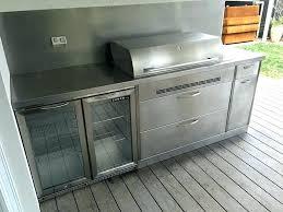 stainless steel kitchen cabinet doors outdoor stainless steel cabinet fascinating outdoor stainless steel