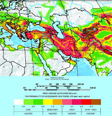 middle east earthquake zone map hutton commentaries articles