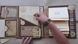 diy scrapbook album álbum para viajes diy scrapbooking