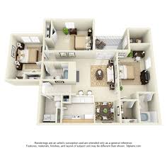 2 Bedroom Apartments In North Carolina Glade Creek Roanoke Va Apartments Floor Plans And Ratesglade