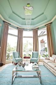 Living Room Ceiling Colors by Fresh And Pastel Style Your Living Room In Mint Hues