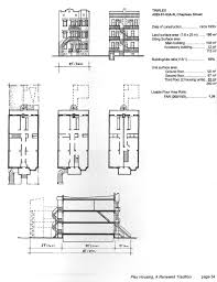 ideas for brick architecture residential 3 stories typical