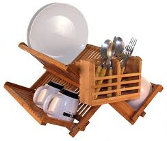 Bamboo Utensil Holder Totally Bamboo Dish Rack Utensil Holder Amazon In Home U0026 Kitchen
