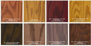 flooring oak floor stain color chart photos concept
