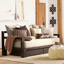 new storage daybed from west elm apartment therapy