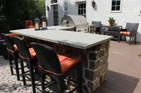outdoor kitchen furniture kitchens grills burkholder landscape