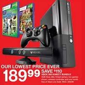 xbox kinect bundle target black friday find the best black friday 2013 xbox one and xbox 360 deals