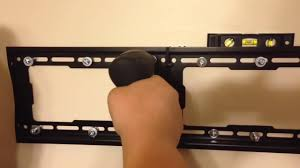 how to wall mount a tv with no studs drywall sheetrock youtube