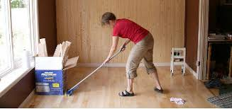 the best way to clean wood floors without streaking vacuum companion