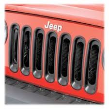Rugged Ridge Grille Inserts Jeep Jk Spod Switch With Otrattw Rockers Bad For Any Jeep All