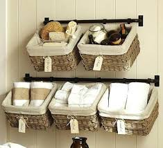 Storage For Bathroom Towels Excellent Bath Towel Storage Ideas Collection Bathroom Towel