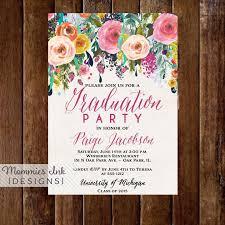 graduation open house invitation 34 best graduation open house invitations images on