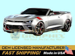 sixth camaro 2016 chevy camaro sixth 6th generation hash marks lt rs ss decals