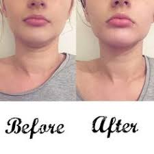 how to make a double chin look less noticable eith hair how to hide your double chin contour oval face pinterest