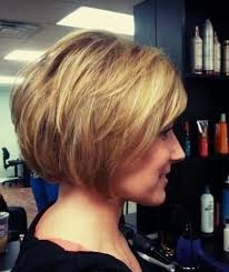 show pictures of a haircut called a stacked bob stacked short bob hairstyle for women side view hairstyles weekly