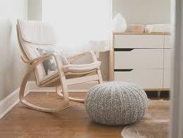 White Rocking Chair For Nursery Modern Rocking Chair For Nursery Homesfeed Modern White