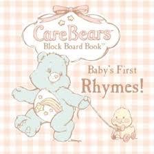 care bears baby block board modern publishing honey bear books