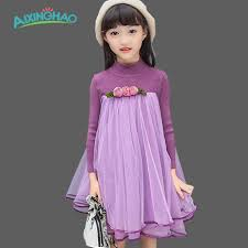 online get cheap knitted kids dress aliexpress com alibaba group
