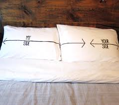 his and hers pillow cases 10 diy pillowcase projects