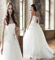 modest wedding dresses with lace up back