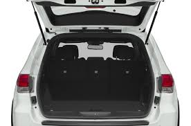 lexus suv boot space 2016 jeep grand cherokee price photos reviews u0026 features