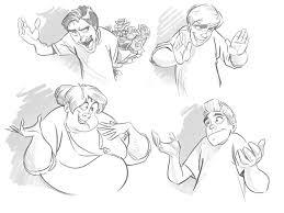 cartoon fundamentals how to draw a cartoon body