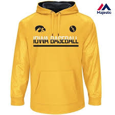 iowa hawkeye sweater hawkeyes baseball anf premier home plate tech fleece hoodie