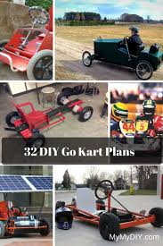 32 awesome diy go kart plans mymydiy inspiring diy projects