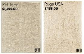 Teen Rug Get The Look For Less Restoration Hardware Teen Bedroom Dwell