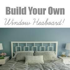 Diy Headboard Ideas by Best 25 Make Your Own Headboard Ideas On Pinterest Diy Fabric