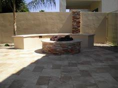 Landscape Fire Features And Fireplace Image Gallery Fire Features In Arizona Landscape Design Dream Retreats