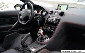 car picker peugeot rcz interior images