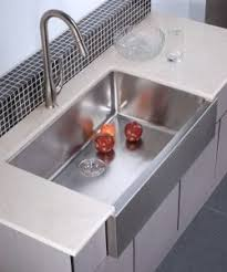 Stainless Steel Apron Front Kitchen Sinks Griffin Stainless Steel Apron Front Farmhouse Sinks