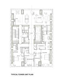 skyscraper floor plans 111 w 57th st curbed ny