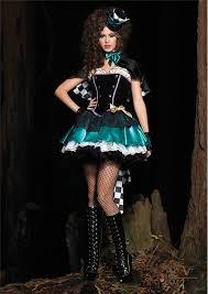 Mad Hatter Halloween Costume Men Princess Halloween Costumes Women Wholesale Wholesale