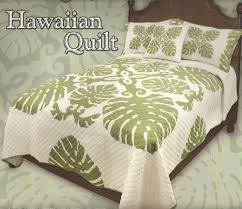 Palm Tree Bedspread Sets Quilt Comforter