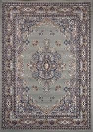 6 X 7 Area Rug Persian Silver Gray Area Rug 6 X 8 Oriental Carpet 69 Actual 5