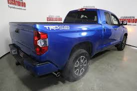 truck rear window guard new 2017 toyota tundra limited 4wd double cab pickup in escondido