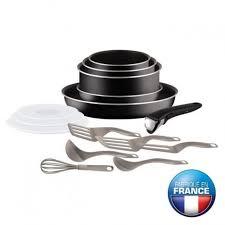 batterie de cuisine tefal ingenio induction tefal ingenio essential batterie de cuisine 15 pieces l2009202 16